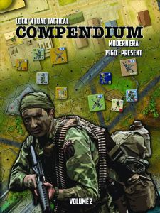 Lock 'N Load Tactical: Compendium Modern Era - Volume 2